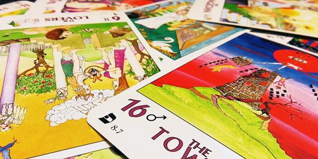 タロットカードの選び方