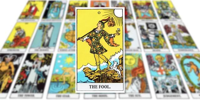 タロットカード「The Fool(愚者)の意味」