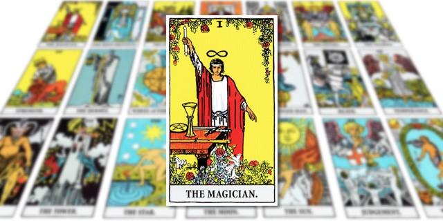 タロットカード「The Magician(魔術師)の意味」